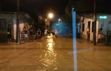 Antioquia: Declaran alerta roja en Apartadó por fuertes lluvias