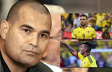 Chilavert si pudiera se llevaría a Falcao y Cardona a jugar con Paraguay