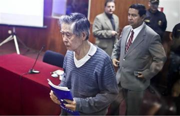 El expresidente Fujimori nuevamente internado por dolencia cardíaca