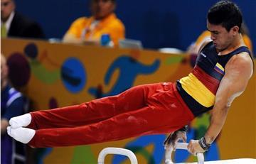 Jossimar Calvo gana medalla de oro en la Copa del Mundo