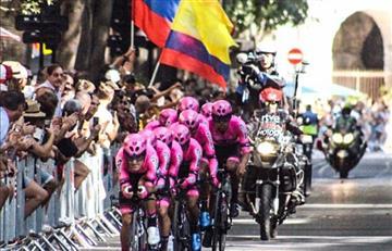 Manzana Postobón enorgullece a Colombia tras su participación en La Vuelta