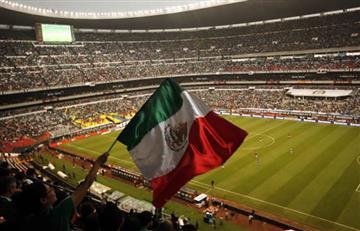México: Se registró un sismo en el Estadio Azteca