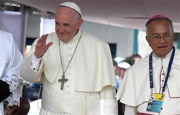 Papa Francisco pide una