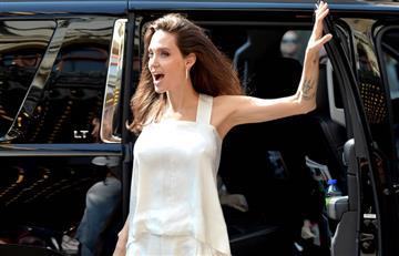 Angelina Jolie y su gran paso por el Festival de cine de Toronto