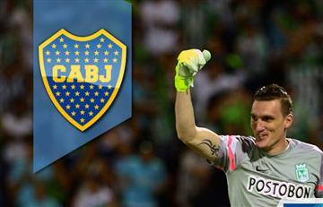 Atlético Nacional: ¿Franco Armani podría llegar a Boca Juniors?