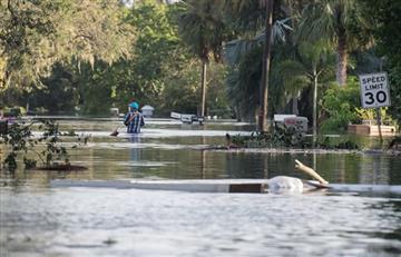 Los estragos del huracán Irma en el Caribe