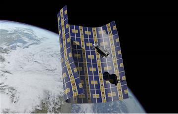 NASA: Enorme lámina limpiará la basura espacial