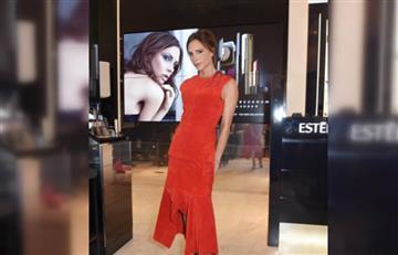 Nueva York: Victoria Beckham se inspira en la plasticina para su desfile