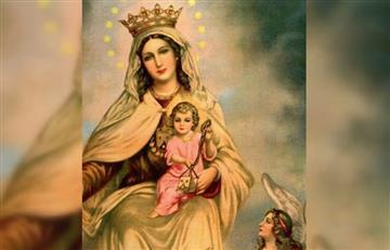 Oración a la Beatísima Virgen del Monte Carmelo para tiempos difíciles