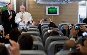 """Papa Francisco acerca de Maduro: """"No sé qué tiene en su mente"""""""