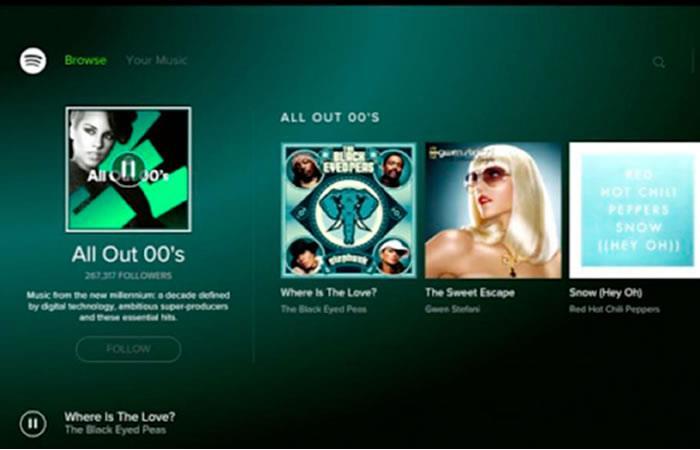 Spotify deja de funcionar con el navegador de Safari