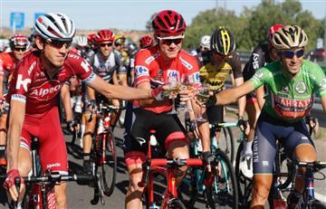 Vuelta a España: Lo mejor de la competencia resumido en cinco minutos