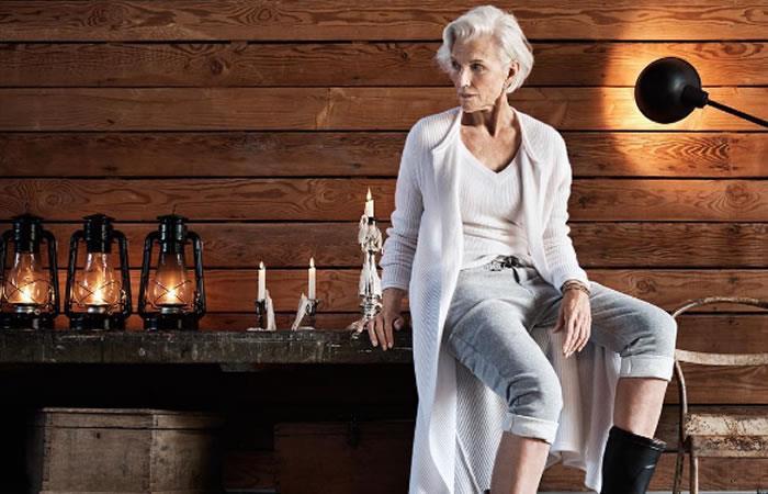 Maye Musk, la abuela de 69 años que alcanza la gloria en el modelaje