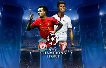 Liverpool vs. Sevilla Transmisión EN VIVO