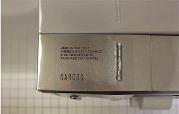 Netflix: Promociona la tercera temporada de 'Narcos' con una inusual campaña