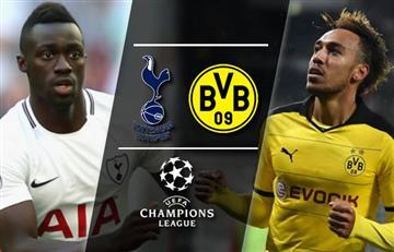 Tottenham vs. Borussia Dortmund: Transmisión EN VIVO por TV y online