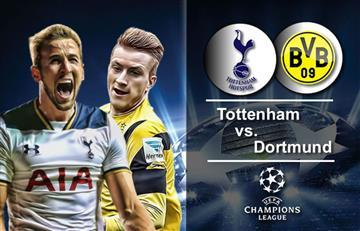 Tottenham vs. Dortmund: Transmisión EN VIVO online