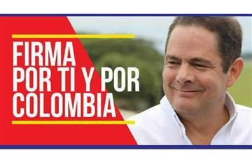 ¿Vargas Lleras ofrece boletas para Colombia Vs Paraguay a cambio de firmas?