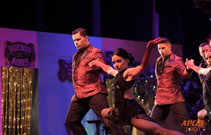 'Volver' el show de tango que se espera en el Astor Plaza