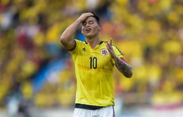 La Selección Colombia cede dos puestos en el ránking de la FIFA