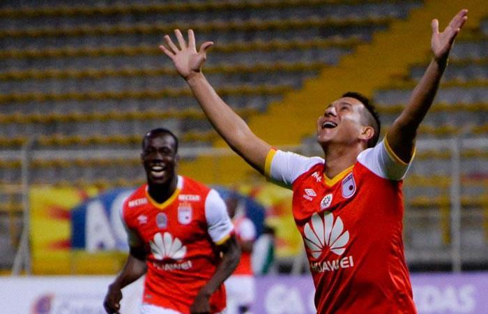 Foto: Facebook / Independiente Santa Fe