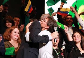 Claudia López inició su candidatura presidencial con reguetón