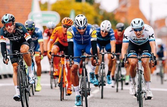 Fernando Gaviria el nuevo rey del campeonato de Flandes