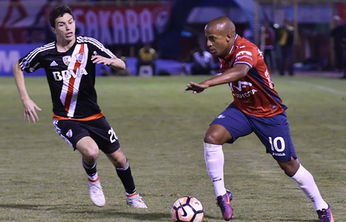 Libertadores: Wilstermann golea a River Plate camino a semifinales