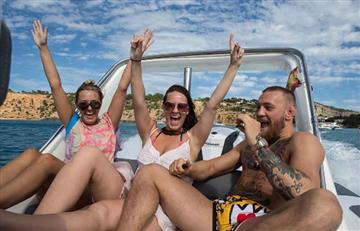 McGregor: Así disfruta los millones que ganó en la pelea contra Mayweather
