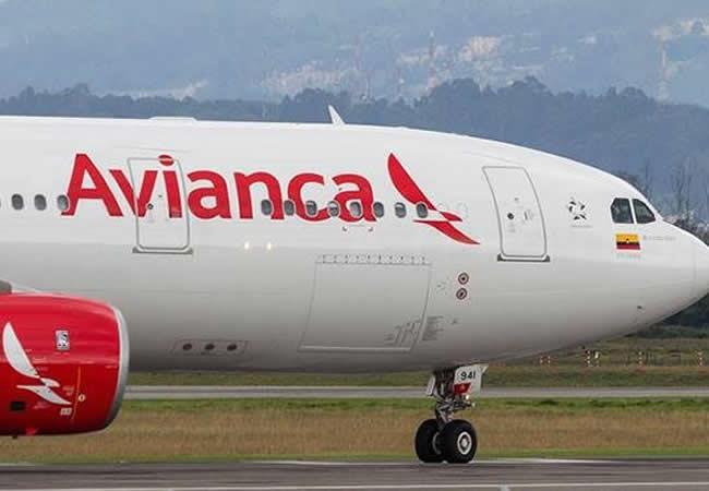 Pilotos de Avianca anunciarán paro en las próximas horas
