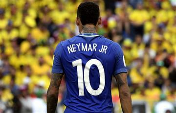 Selección Brasil: Neymar encabeza la convocatoria