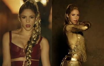 Shakira y Nicky Jam lanza video del sencillo 'Perro fiel'