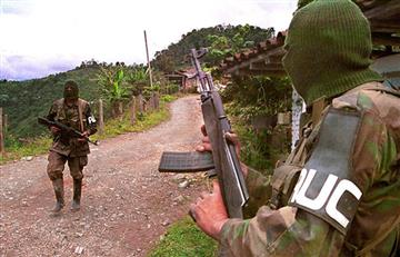 Condenan a 32 exparamilitares por casi mil hechos criminales