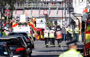 Londres: Detienen a joven de 18 años por tener relación con el atentado
