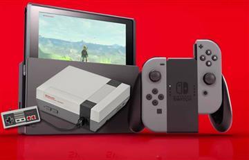 ¿Nintendo Switch oculta un emulador de NES?