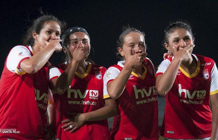 Copa Libertadores Femenina: Santa Fe ya conoce sus rivales