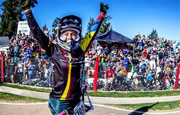 Mariana Pajón se cuelga nueva medalla de oro y bate sorprendente récord