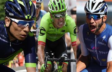 Mundial de Ciclismo: ¿Dónde y a qué hora ver a los colombianos?