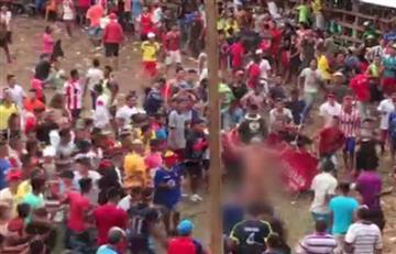 Video: La historia de la mujer que se desnudó en corraleja de Santo Tomás