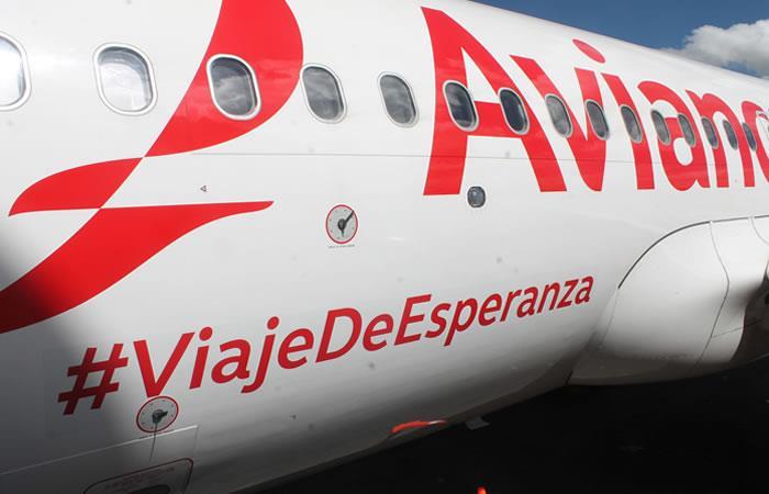 Avianca anuncia suspensión en venta de tiquetes el 20, 21 y 22 de septiembre