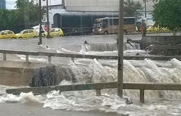 Caribe colombiano en alerta por 'coletazo' del huracán María