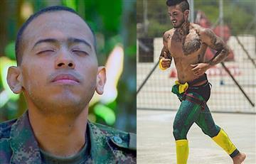 Ganadores de los realities 'Desafío Súperhumanos' y 'Soldados 1.0'