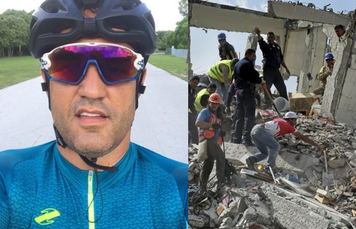 Juan Pablo Montoya envía alentador mensaje a México tras fuerte terremoto