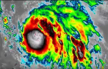 Huracán María amenaza con llegar a Puerto Rico