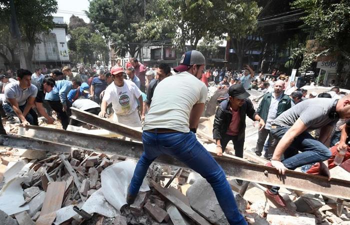 México: ¿Qué se sabe de las víctimas del terremoto?