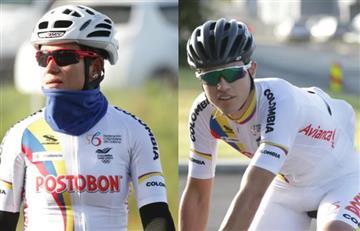 Mundial de Ciclismo: Colombia deposita sus esperanzas en Sanabria y Ocampo
