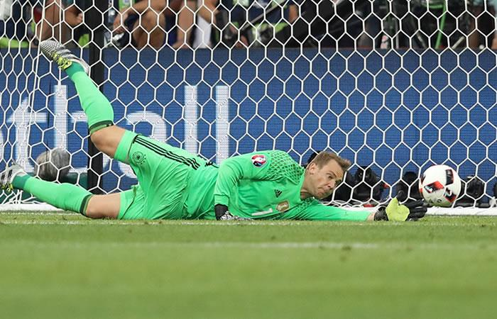 Manuel Neuer. Foto: AFP
