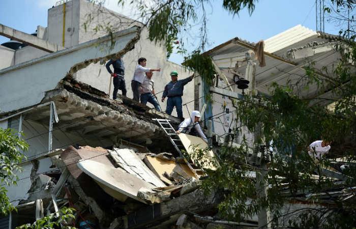 Terremoto en México deja decenas de muertos y heridos