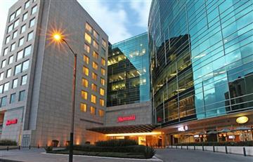 Hotel Bogota Marriott, el lugar ideal para el descanso y el placer