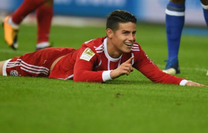 James Rodríguez: Elogios en Alemania y en España 'el Real Madrid lo va a extrañar'